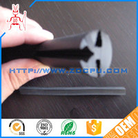 Hot sale environmental protection anti-radiation waterproof window rubber seal strips