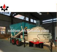 MB1500 new ready mobile concrete batching plant for sale