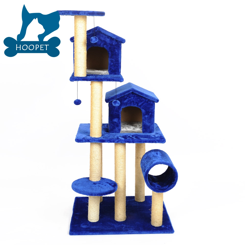 Best Pet Cat Tree Scratcher Play House Condo