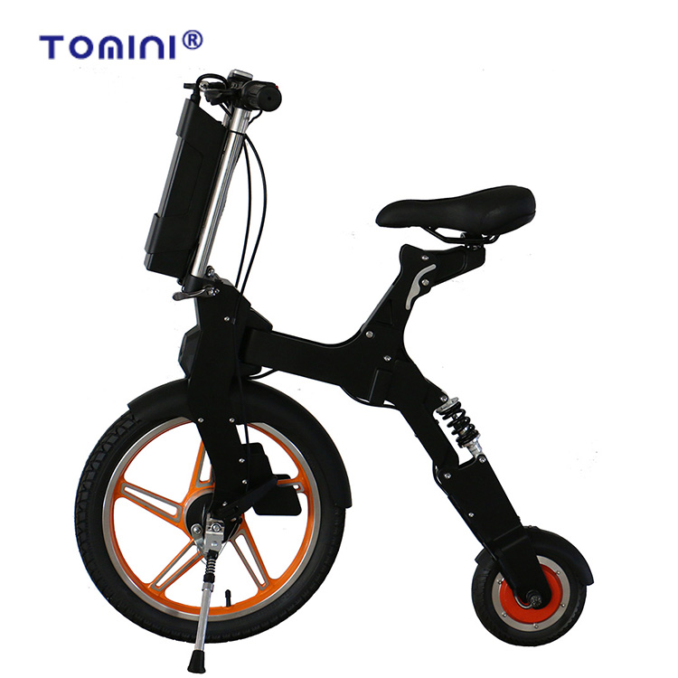 China Factory supply <strong>city</strong> e cycle portable electric folding bike