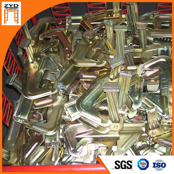 Building Materials Scaffolding Alignment Coupler