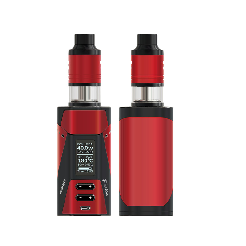 2017 delicate design ehpro Fusion 150W tube mod for wholesale