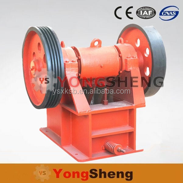 Sand Gold Machine / Stone Jaw Crusher Price Sand Making Machine Price