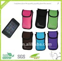 Full Color Sublimation Neoprene Case for Cell Phone