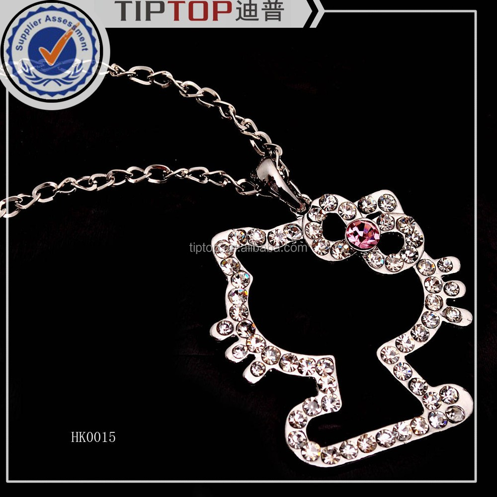 fashion wholesale jewelry brand charm necklace