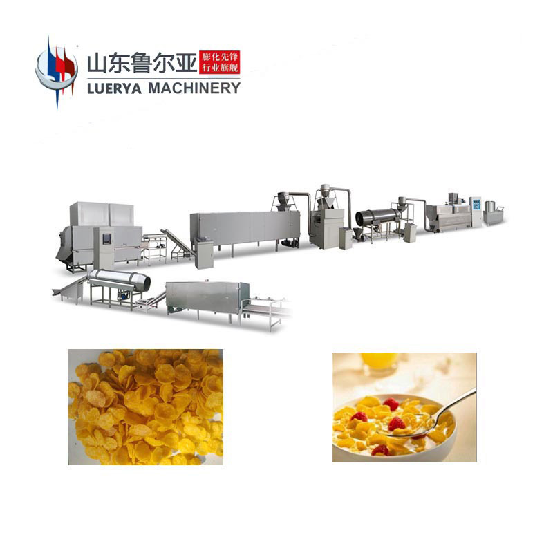 Brand New roasted breakfast cereals processing machines popular machinery nutritious line