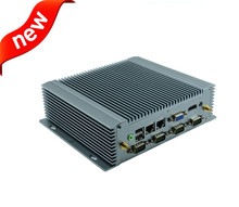 Fanless Mini Industrial PC,12v Fanless Computer,Fanless Mini PC