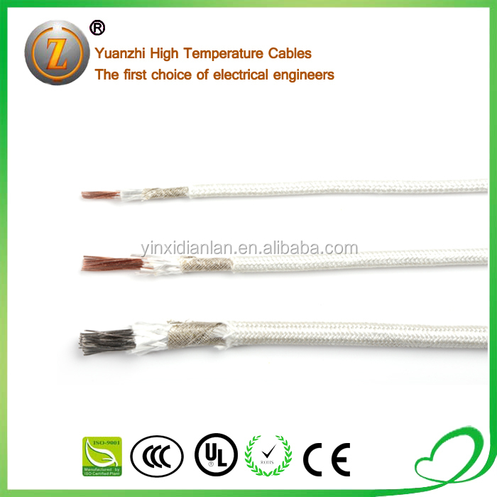cat5e mica fire flex cable used for high temperature applications