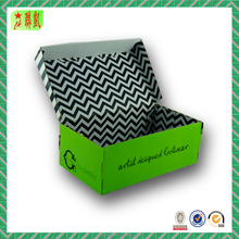 Wholesale Custom Made Printed Cardboard Shoe Box In China