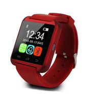 Smartwatch Bluetooth Smart Watch U8 WristWatch digital sport watches for IOS Android phone