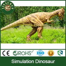 Lisaurus-0624 Power Dinosaur King Animatronic T-Rex For Dinosaur Exhibit