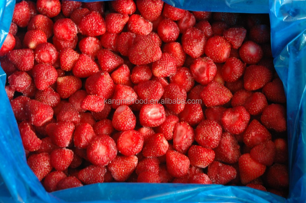 Frozen Strawberry Am13/Sweet Charlie IQF Fruit