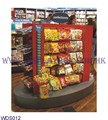 Wooden Snacks Display