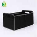 Foldable Bubble Non Woven Storage Bin Drawer with Handles, Convenient Storage Basket, Fabric Closet Drawer with Handle