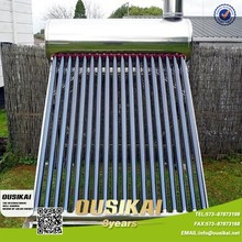 10 tubes green energy products solar energy water heater, water heater manufacturer, factory direct china