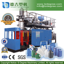 Automatic HDPE water tank blow moulding machine price