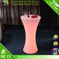 Bar furniture type and modern appearance led light bar table