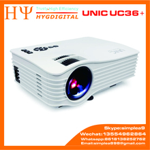 UNew Arrived Smart UNIC UC36 Pico Pocket Projector