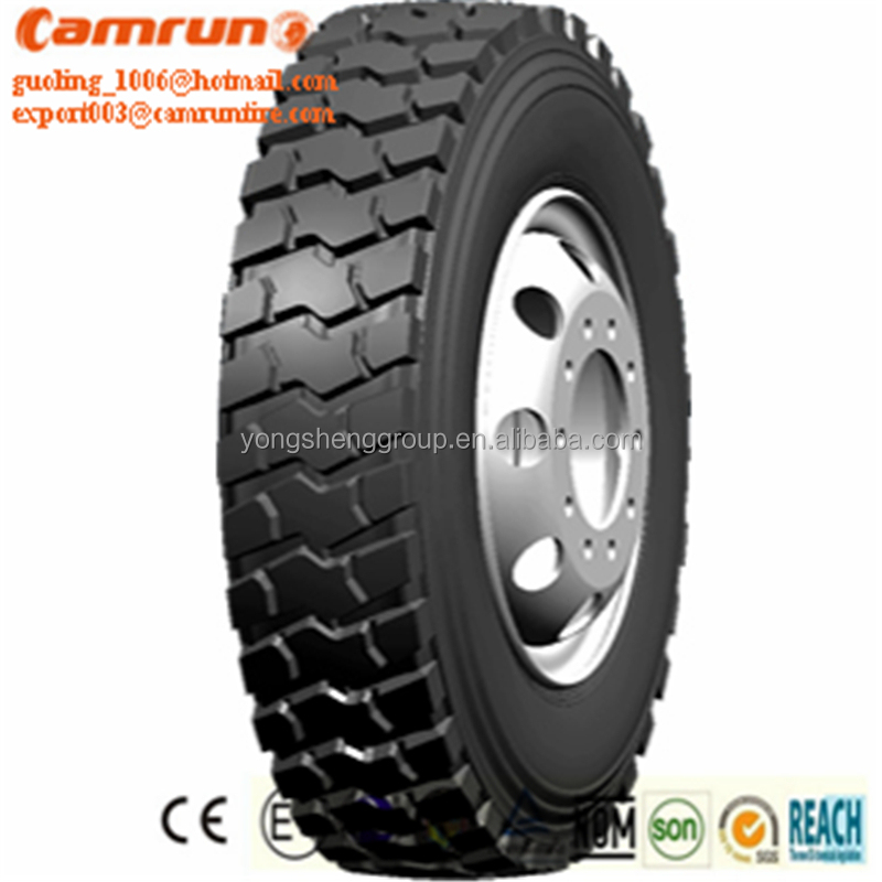 rough way tire Mine tire 11R 20, 12R20 ,13R22.5 CR869 off road tire 22.5 truck tire