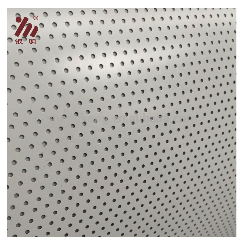 White powder coated Stainless Steel Perforated Metal Galvanized Sheet Aluminum Wire <strong>Mesh</strong>