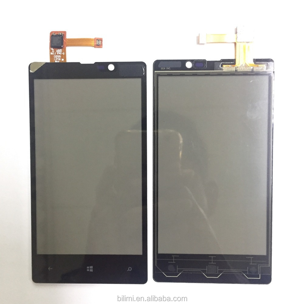 China Supplier Phone Parts For Nokia Lumia 820 N820 Touch Screen with Digitizer Replacement