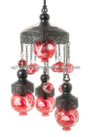 Christmas Decoration And Home Glass Chandeliers