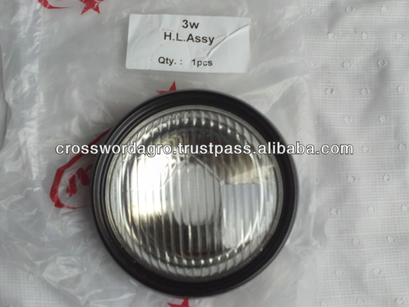 HEADLIGHT FOR BAJAJ 4 STROKE 205 CC
