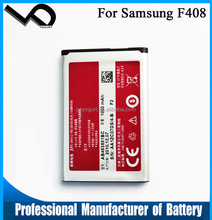 China phone battery manufacturer for Samsung F408 L700 AB463651BC replacement battery