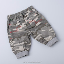 2017 Spring Boutique Pants For Kids Wholesale, Children Harem Camo Trousers
