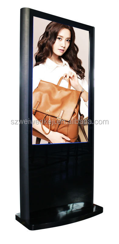 55 inch with samsung led tv original panel network remote control free android tablet kiosk