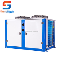 refrigeration unit of compressor condensing unit for cold room