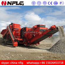 Supply mobile cone crusher and related equipments