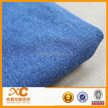Class A Spandex denim fabric for lafoelle jeans jackets