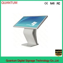 quality full hd 19 inch all in one barebone pc advertising led screen touch interactive kiosk pop media player