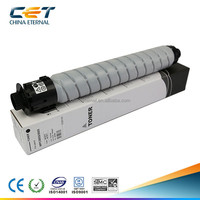 copier toner cartridge with chip compatible with Ricoh MPC3003/3503 black and color