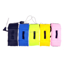 Waterproof Diving Floating Foam Hand Wrist Armband Strap for Camera Gopro HD Hero 4/3/3+/2/1 Black Blue Pink Yellow
