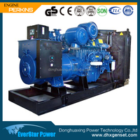 Low factory price of 1000kva diesel generator with CE/ISO/EPA for sale