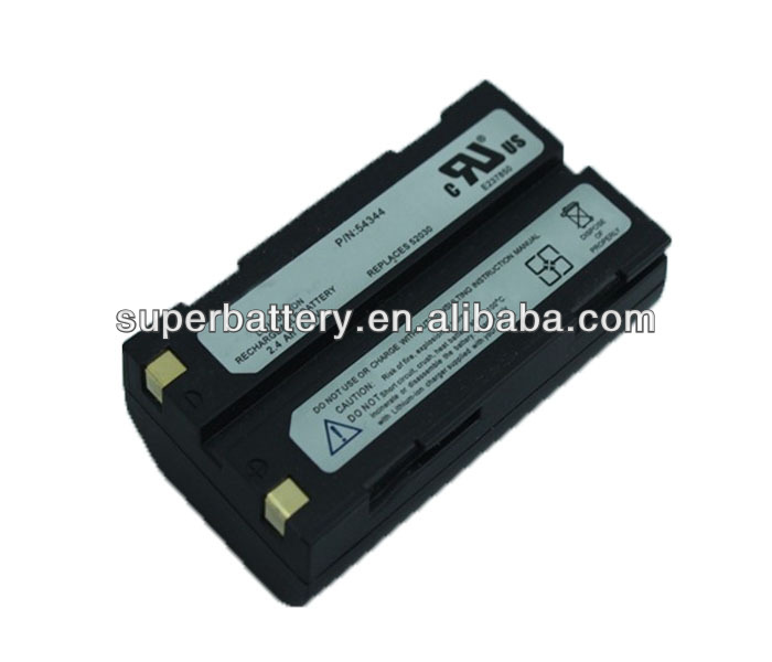 (SR-TB2400) Li-ion 7.4v 2.4ah surveying instrument 54344 rechargeable battery for Trimble 5700 5800 R6 R7 R8 R8GNSS GPS series