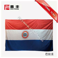 cool national safety flag of country lanyard