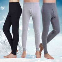 winter good quality thick sexy men long johns