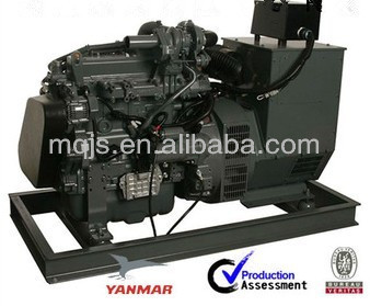 Top Quality! 10KVA Yanmar 3 Cylinder Diesel Engine Generator Set