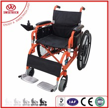 2017 new model electric power wheelchair with ECO battery