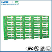 qualified electronic watch circuit board