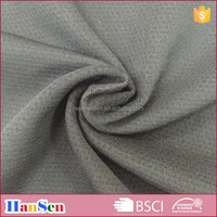 86% polyester 14% spandex sport jersey mesh fabric