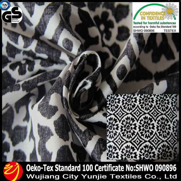 new products 100% polyester indian fabric wholesale for baby bedding set