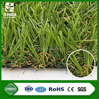 plastic product home and garden artificial grass for christmas decoration