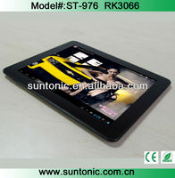 9.7 inch pc tablet dual core RK3066 with stable qualtiy and reasonable price