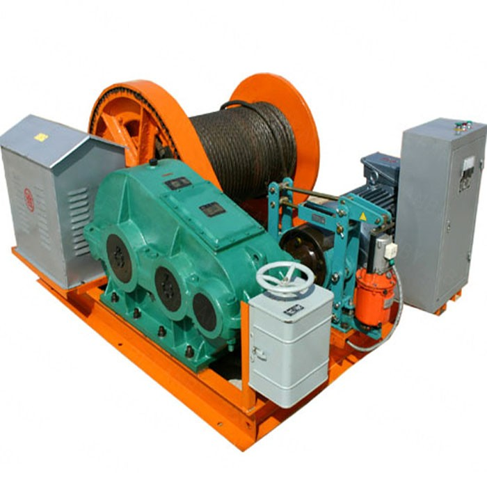 factory design fast line speed electric winch