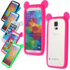 Silicon Bumper for Kazam Trooper 2 5.0, Universal Case Mobile Phone Cover For Various Smartphone
