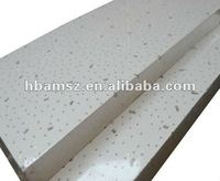 Sound absorption panel sound deadening ceiling panel